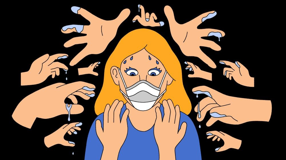 Alasan Ilmiah Kenapa Kita Tak Bisa Berhenti Menyentuh Wajah