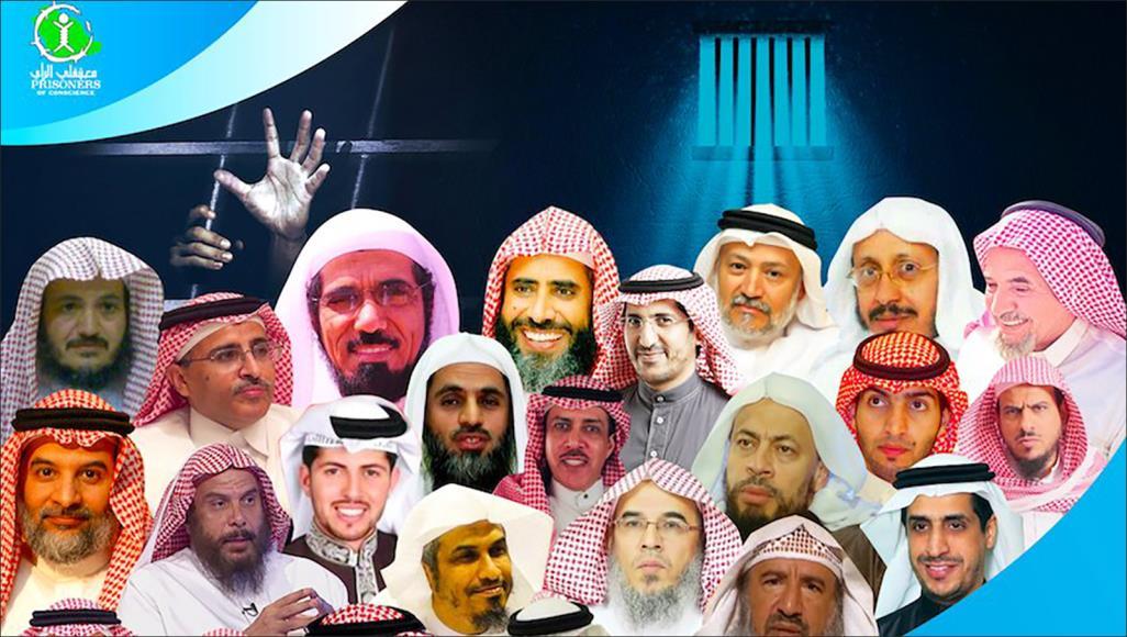 عدد كبير من العلماء يقبعون في السجون السعودية والمصرية والسورية وفي سجون إسرائيل (مواقع التواصل الاجتماعي)