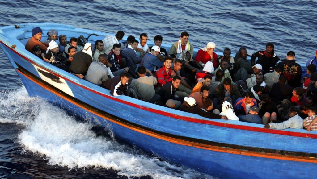 """منظمة """"سي ووتش إنترناشونال"""" الألمانية قدرت أن القارب المفقود كان يحمل 85 شخصا (رويترز - أرشيفية)"""