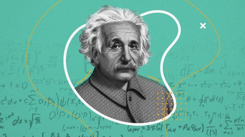 ألبرت آينشتايندعالإضفاء قيمة للفكر تفوق كل الأبعاد الأخرى في المجتمع المعاصر (الجزيرة)