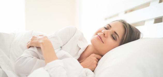 صورة تحسين النوم يقوي جهازكِ المناعي