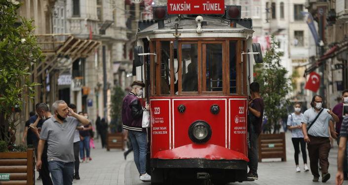 صورة تركيا… تراجع إيرادات السياحة بنسبة 40% في الربع الأول من العام الحالي