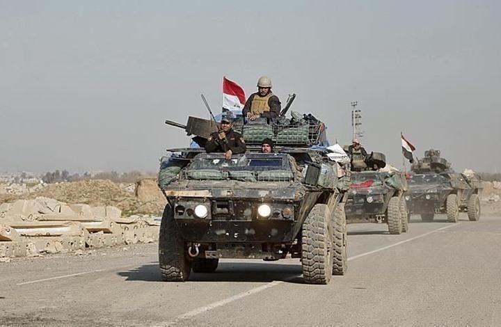 """صورة بغداد تعلن اعتقال """"ساعي بريد داعش"""" في كركوك"""